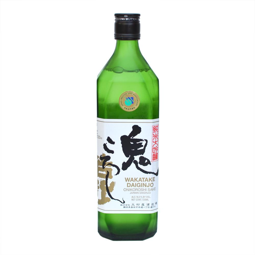 "Wakatake Onikoroshi ""Super Demon Slayer"" Daiginjo - 720ml"