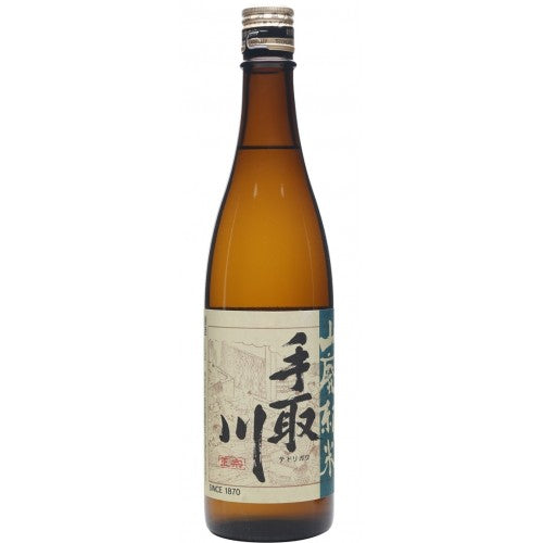 "Tedorigawa ""Silver Mountain"" Yamahai - 720ml"
