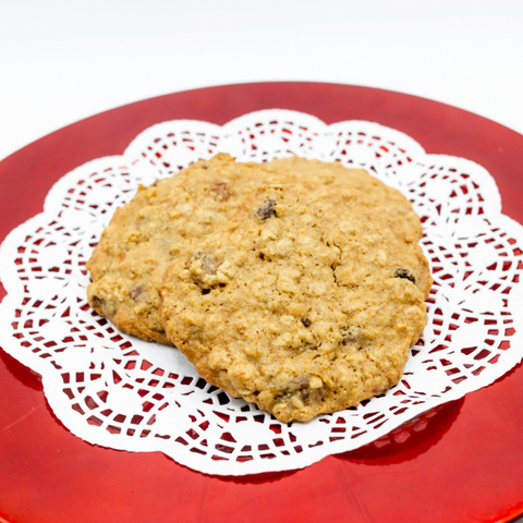 Oatmeal Golden Raisin Cookie