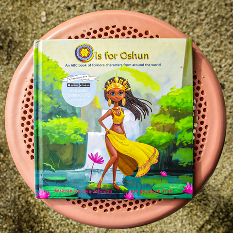 O is for Oshun: An ABC Introduction of Folklore and Fairytale Characters from Around the World