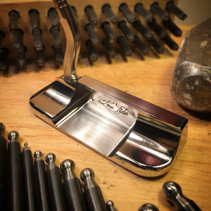Custom 303 Stainless golf putter