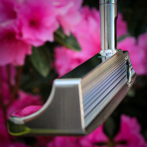 Custom Putter - Low Tide FIN (High Polish) 303ss milled putter