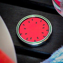 Load image into Gallery viewer, Watermelon *Summertime Series* Stainless Steel Ball Marker Coin