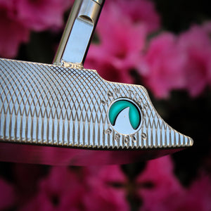 Custom Putter - Low Tide FIN (High Polish) 303ss Milled