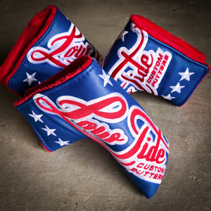 Low Tide Putter Head Cover (RWB)