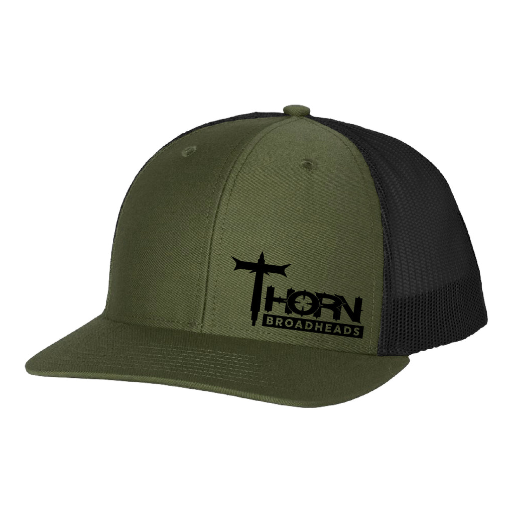 Thorn Broadheads Olive Hat