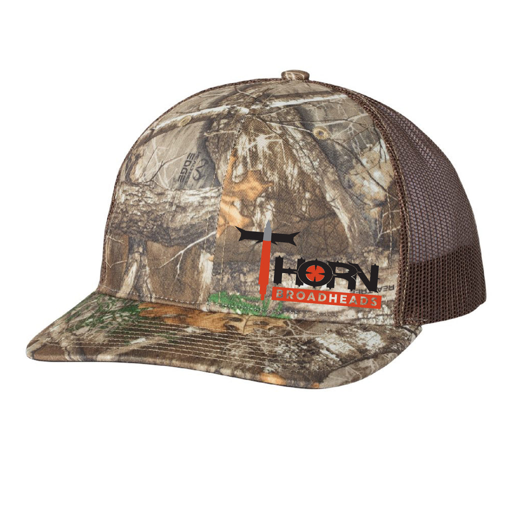 Thorn Broadheads Camo Hat