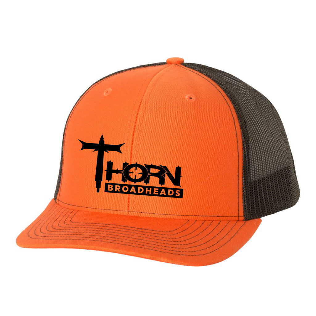 Thorn Broadheads Blaze Orange Hat
