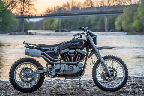 SX 1250 Dirtster – LC Fabrications