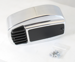 """Mini Ham Can"" air cleaner S&S"