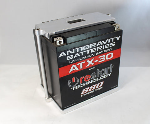 Antigravity Batteries restart battery mount ATX-30