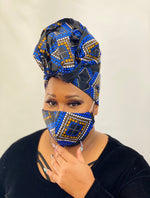 Mani Headwrap Set