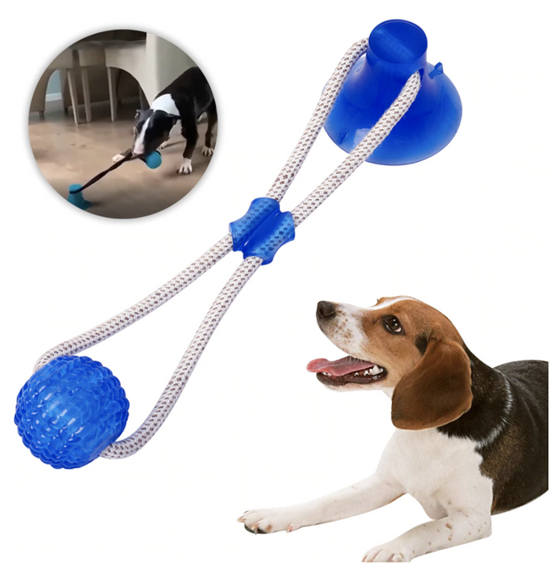 MULTI FUNCTIONAL DOG TUG TOY