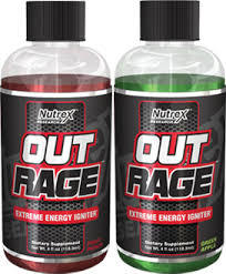 NUTREX OUTRAGE EXTREME ENERGY IGNITER