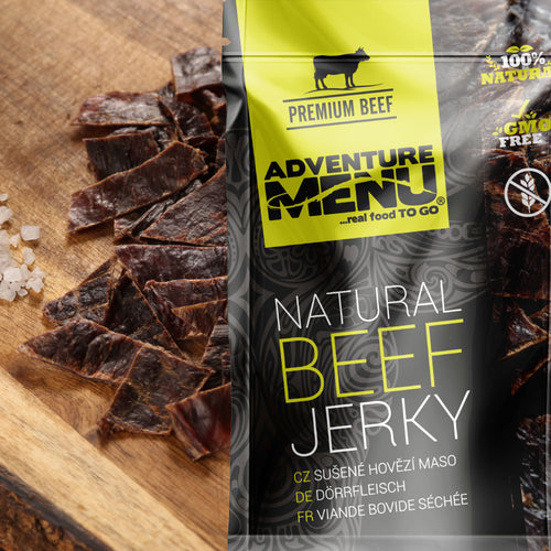 Adventure Menu, Beef jerky