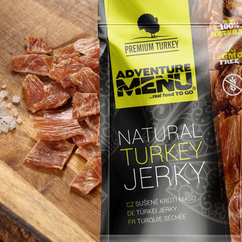 Adventure Menu, Turkey jerky