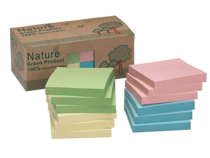 Recycled Sticky Notes