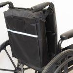 Standard Seatback Bag | B1111 - wheelchairstrap.com