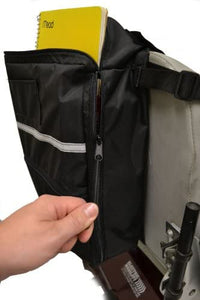 Side Access Mobility Bag | B1112 - wheelchairstrap.com