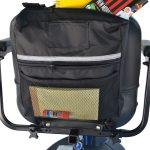 Load image into Gallery viewer, Mobility Device Mid-Range Bag  | B1117 - wheelchairstrap.com