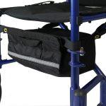 Large Glove Box Bag For Wheelchair or Scooter | B3223 - wheelchairstrap.com