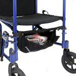 Load image into Gallery viewer, Large Glove Box Bag For Wheelchair or Scooter | B3223 - wheelchairstrap.com