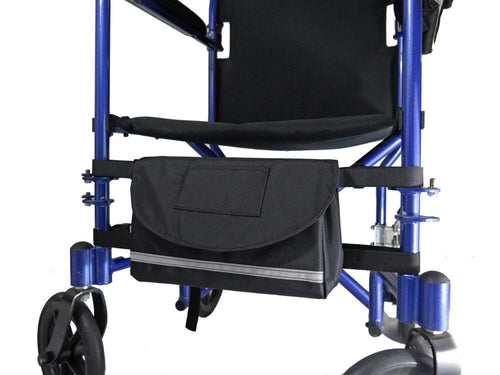 Down-In-Front Wheelchair Bag |  B3311 - wheelchairstrap.com