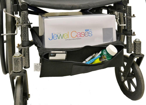 Cargo Shelf For Mobility Device | B3312 - wheelchairstrap.com