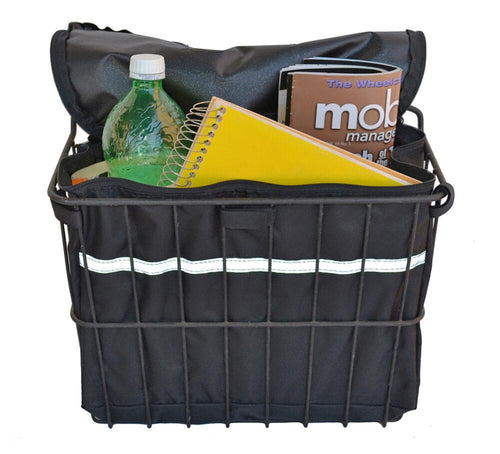 Mobility Basket Liner Bag | B4241 - wheelchairstrap.com