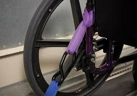 Wheelchair Quick Strap - 12"