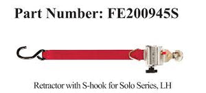 REPLACEMENT FF600 Series Retractor - wheelchairstrap.com
