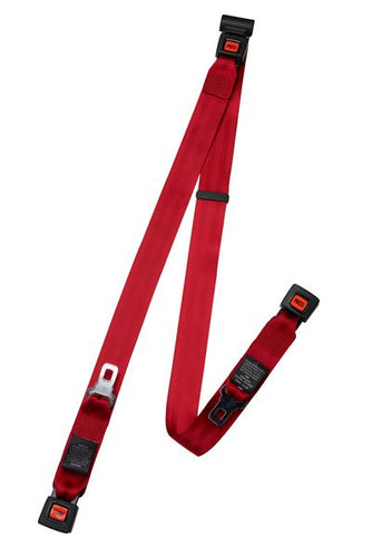 Manual Pelvis Lap Belt | H350200 - wheelchairstrap.com
