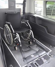 Load image into Gallery viewer, Wheelchair Easy Pull Restraint System - wheelchairstrap.com