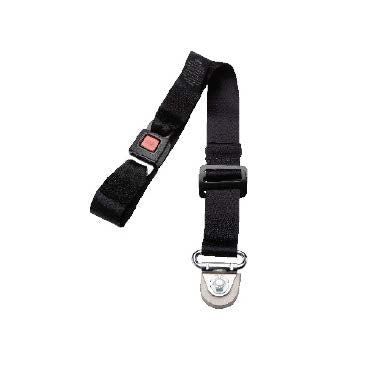 Front Static Belt With Smart Fitting With Loop & Smart Fitting | H350510LM - wheelchairstrap.com