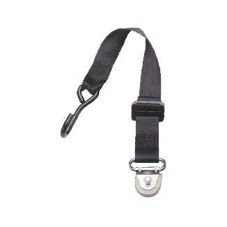Front Static Belt With J-Hook & Smart Fitting | H350535HM - wheelchairstrap.com