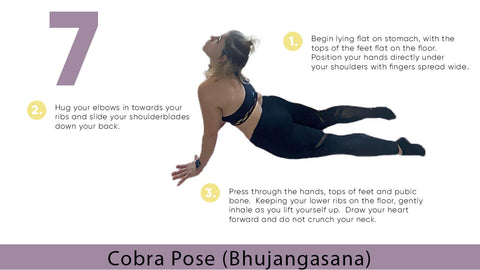 Cobra Yoga Pose for Flexibility | My Yoga Essentials