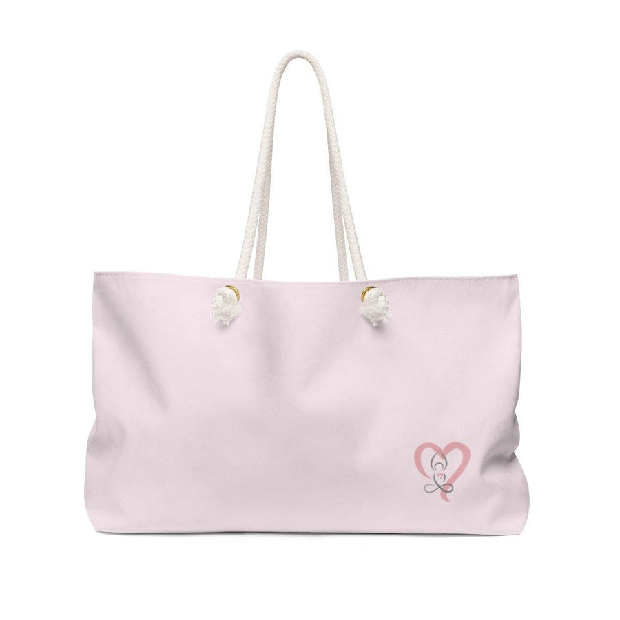 "Pink ""Yoga Love"" Weekender Bag"