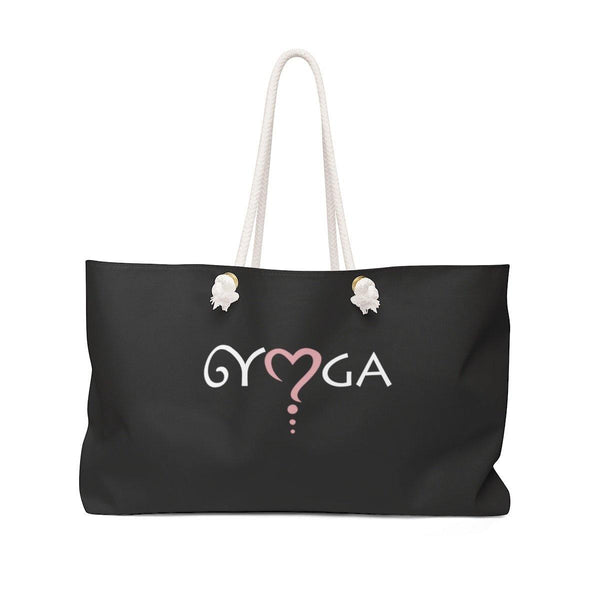 """Yoga Love"" Weekender Bag"