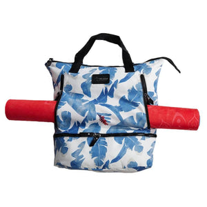 Bags Blue Feather Yoga Mat Bag