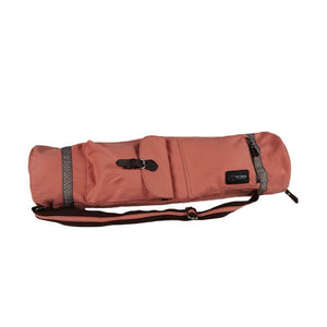 Bags Coral Zippered Deluxe Yoga Mat Bag