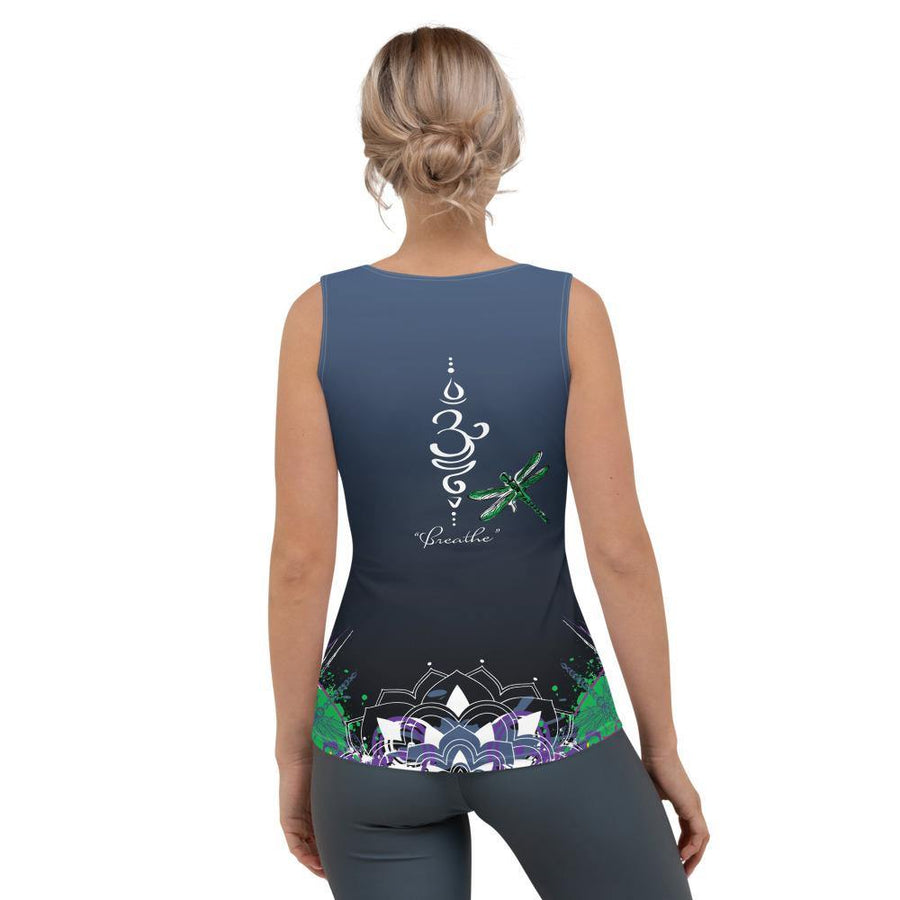 Breathe Fitted Tank 1
