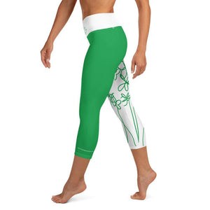 Capri Yoga Leggings - New Life