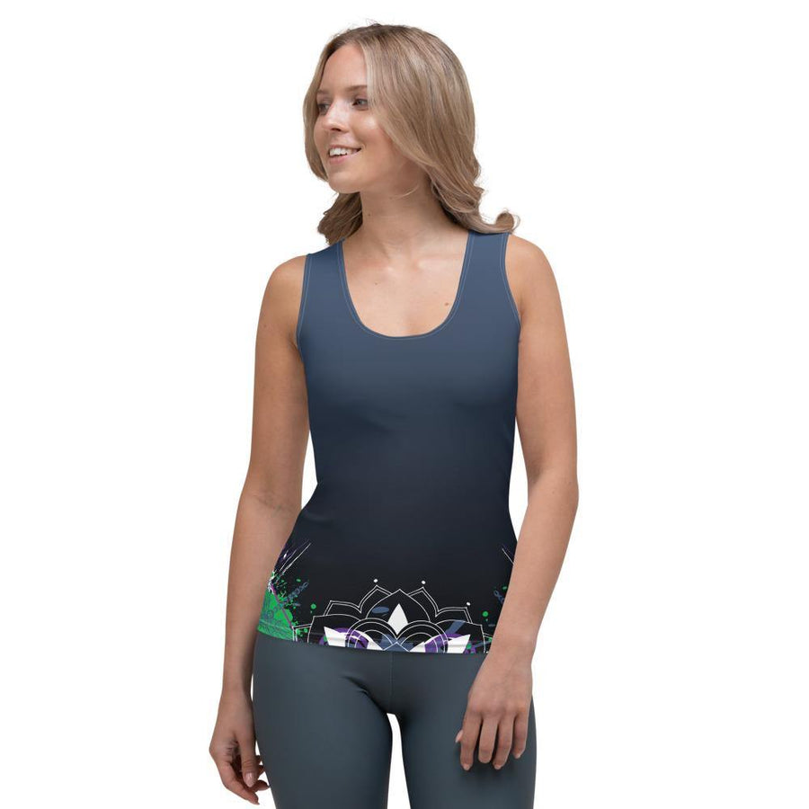 XS Breathe Fitted Tank 1