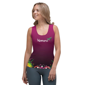 "XS ""Namaste"" Fitted Tank Top"