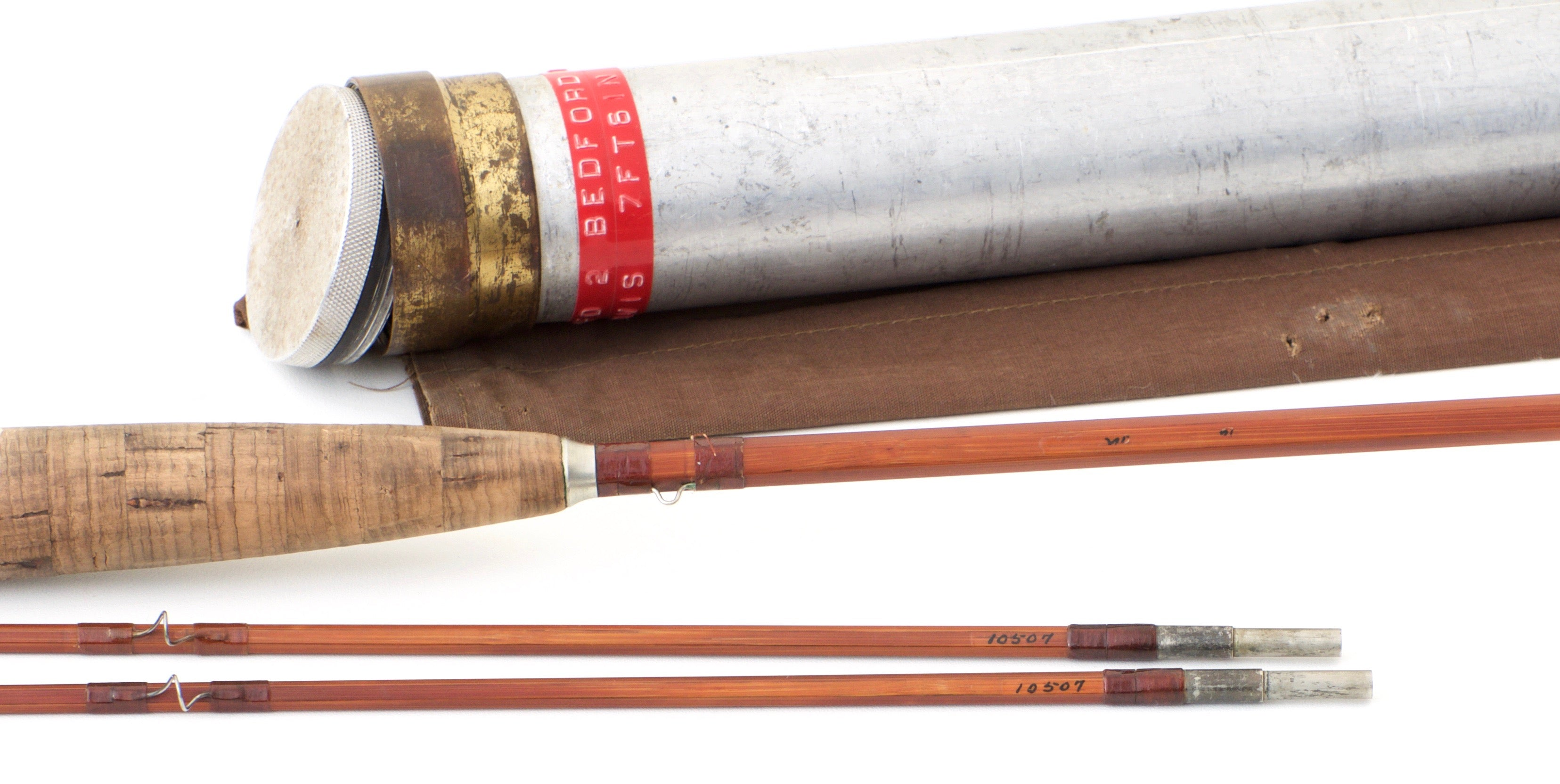 orvis bamboo fly rod serial number database
