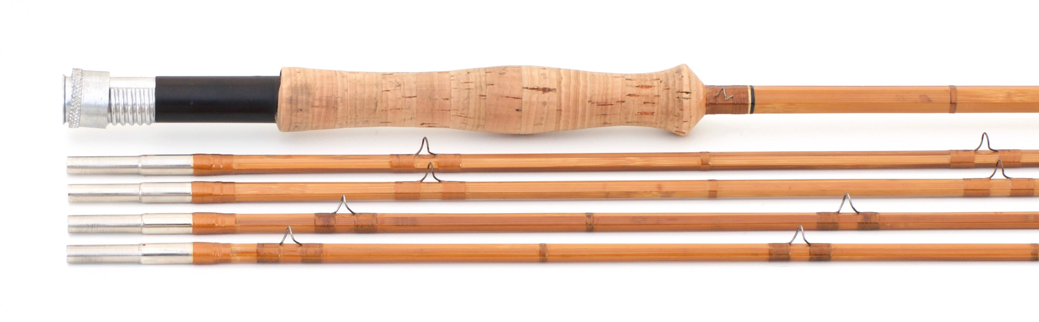 Powell bamboo fly rods vintage fly tackle for Powell fishing rods