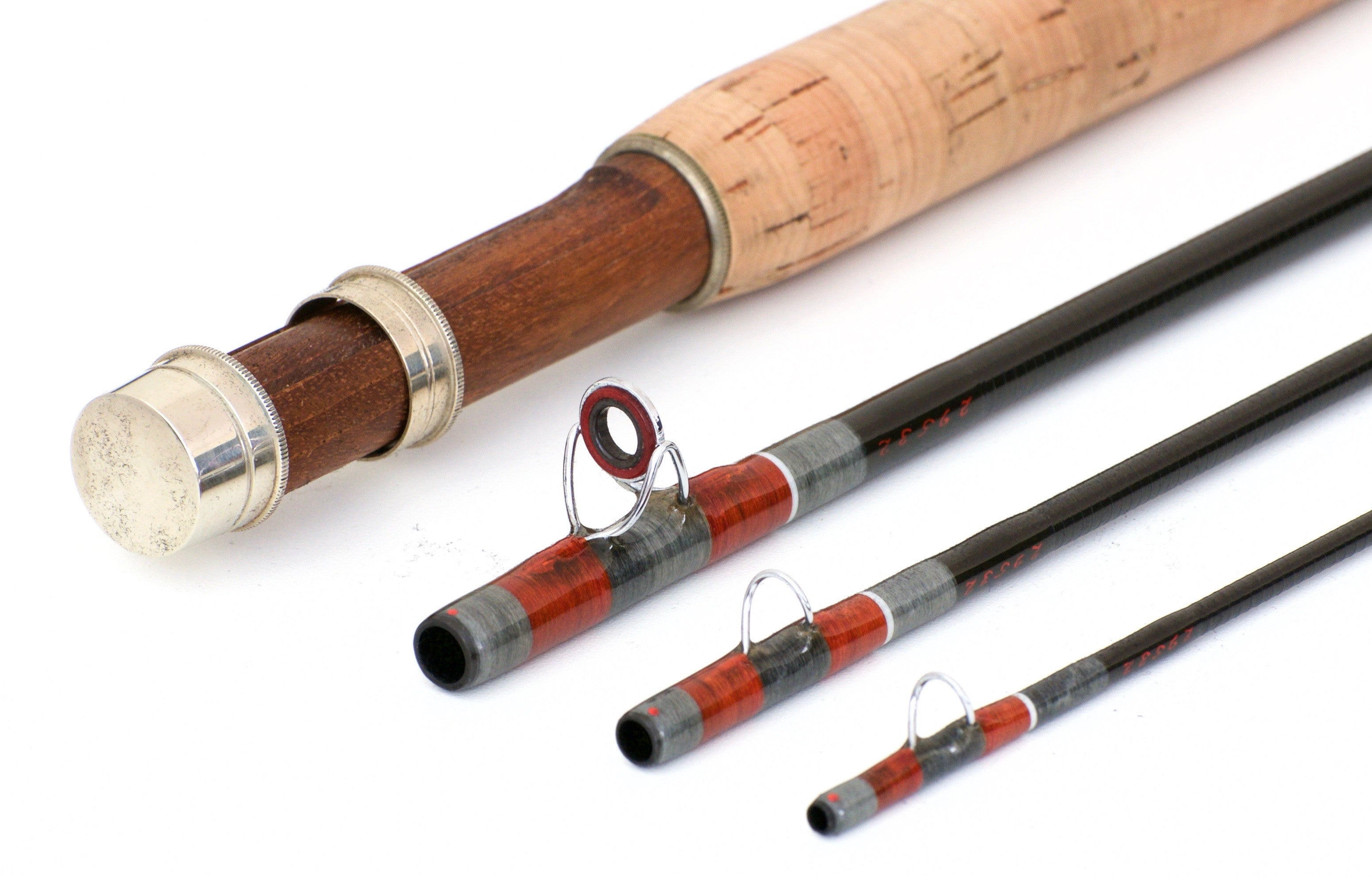 Scott rod co g904 4 graphite rod vintage fly tackle for Graphite fishing rod