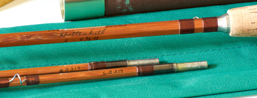 Orvis Battenkill Bamboo Rod 8 7wt Vintage Fly Tackle