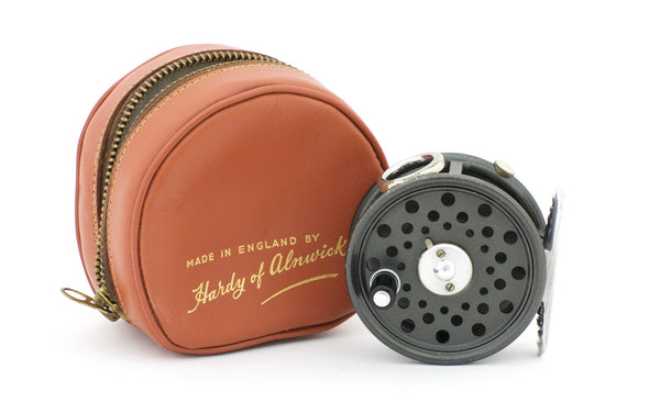 Hardy St George Jr Fly Reel Lhw From The 1950s