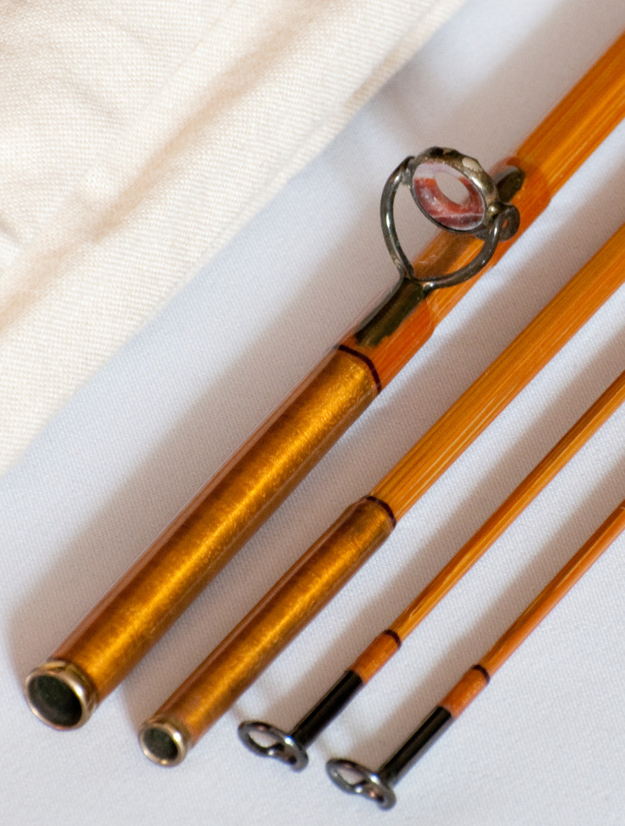 Winston Bamboo Rod 7 3 2 4wt Mint Vintage Fly Tackle